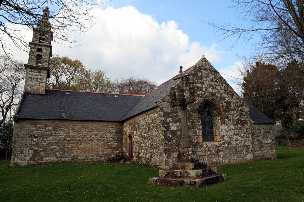 Chapelle et enclos